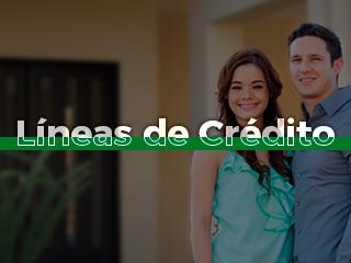 Líneas de Crédito